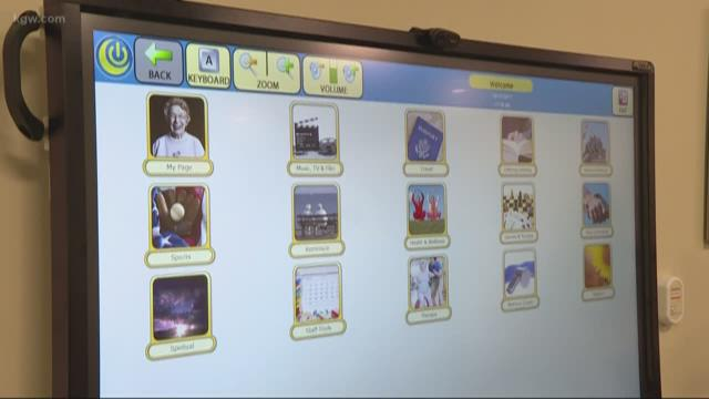 Technology Helping Senior Citizens With Dementia