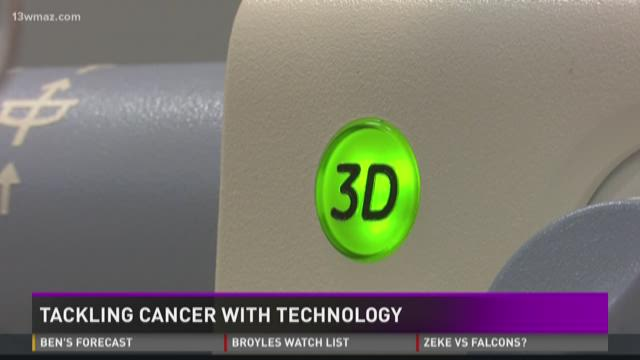 Taking On Cancer With Technology
