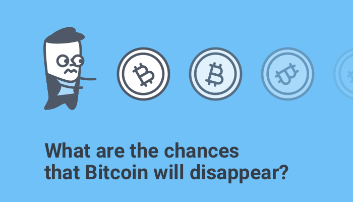 How Likely Is Bitcoin To Disappear? – Irish Tech News